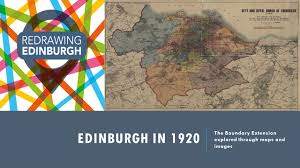 """Let's commemorate 100 years of Greater Edinburgh'"""